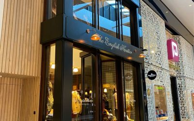 The English Hatter opent in the Mall of the Netherlands een prachtige winkel