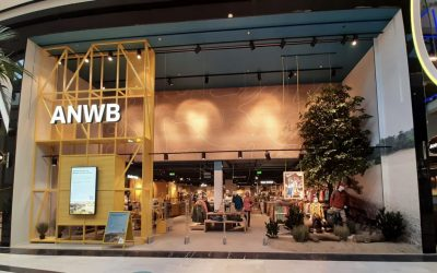 Ook ANWB opent nieuwste formule in Mall of the Netherlands