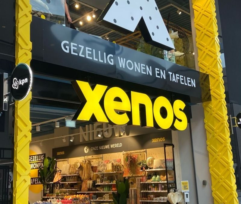 Xenos opent nieuwe formule in Mall of the Netherlands